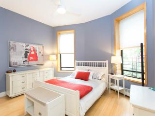 Large, Bright, and Renovated 1BR in Brownstone - New York City vacation rentals