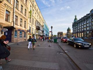 Centre. Hermitage 5 min. 3 bedroom. View the canal - Saint Petersburg vacation rentals