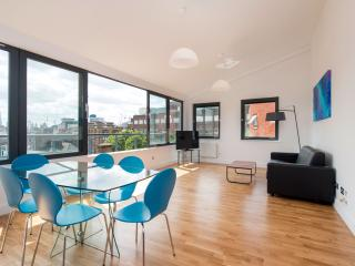 Stunning 2 Bed Penthouse with City Views - London vacation rentals
