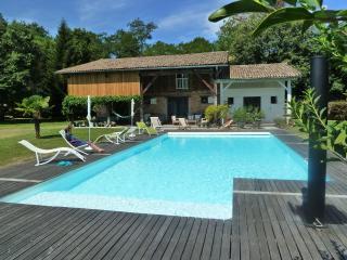 Cozy 3 bedroom Gite in Salles (Gironde) with Internet Access - Salles (Gironde) vacation rentals
