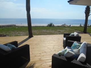 Secluded Oceanfront Bungalow - Ponte Vedra Beach vacation rentals