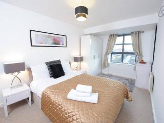 'Welcome home'. 2 bed, Piccadilly, sleeps 6 (5B) - Manchester vacation rentals