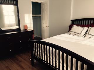 Double master BR plus den sleeps 4 adults 2 kids - Brooklyn vacation rentals