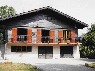 Magnificent chalet in Alex, French Alps, with balcony, Wi-Fi and garden - Bluffy vacation rentals
