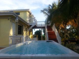 LOFT OVERLOOKING POOL & OCEAN,NEAR SANDY POINT NWR - Frederiksted vacation rentals