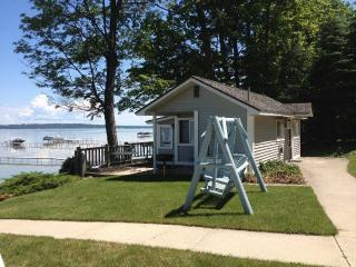 Beachside Cottages on West Bay Lake Michigan - Traverse City vacation rentals