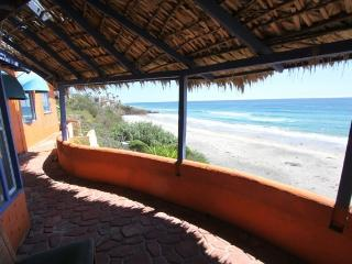 Beach front 3 bedroom, 2 bathroom house - La Mision vacation rentals