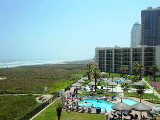 beach front .3 pools tennis, close to waterpark - South Padre Island vacation rentals