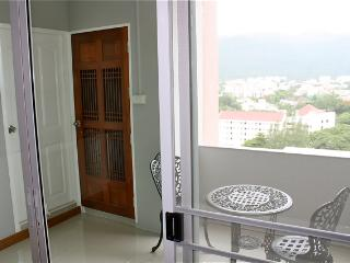 penthouse 1 bedroom at neimenheiman 2 balconies - Chiang Mai vacation rentals
