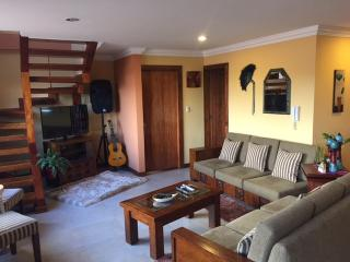 Penthouse w/view, two master suites, large terrace - Cuenca vacation rentals