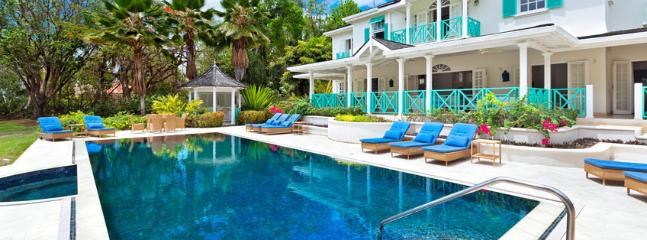Villa Moon Dance 6 Bedroom SPECIAL OFFER - Sandy Lane vacation rentals