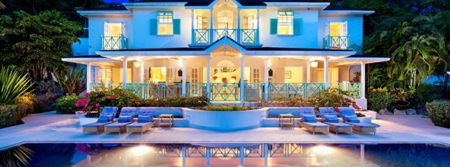 Villa Moon Dance 6 Bedroom SPECIAL OFFER Villa Moon Dance 6 Bedroom SPECIAL OFFER - Image 1 - Sandy Lane - rentals