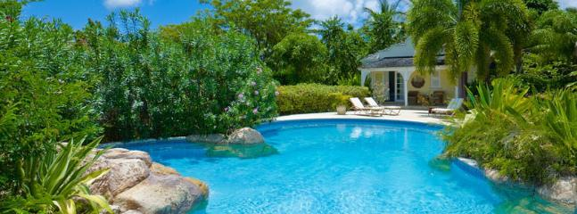 SPECIAL OFFER: Barbados Villa 398 Set In An Acre Of Lush Tropical Gardens, Villa 398 Commands Stunning Views Of The Caribbean Sea. - The Garden vacation rentals