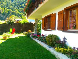Cozy 2 bedroom Susten Apartment with Deck - Susten vacation rentals