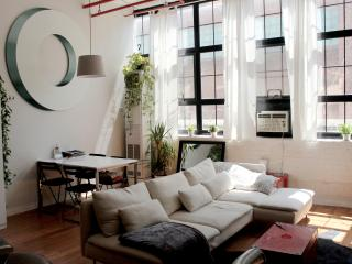 Gorgeous Designer Loft in East Williamsburg - Brooklyn vacation rentals