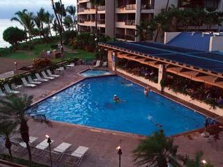 Sands of Kahana -- Oceanfront -- 12/13-12/20/2017 - Kapalua vacation rentals