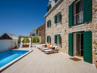 LUXURY VILLA INFINITY with HEATED POOL - Donji Humac vacation rentals
