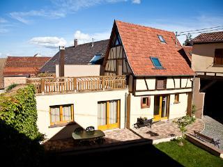 Gîte rural - La Maison de Pamela - Dahlenheim vacation rentals