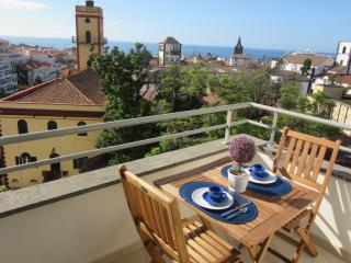 Sunny Apartment in Funchal with Internet Access, sleeps 6 - Funchal vacation rentals