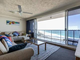 Stunning Beach and Ocean views, 21Floor, Free Wifi - Surfers Paradise vacation rentals