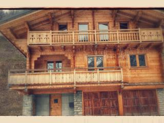 4 bedroom Ski chalet with Satellite Or Cable TV in La Giettaz - La Giettaz vacation rentals