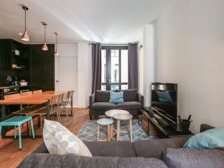 CHEMIN VERT 1 Loft for 11 (4 rooms) - Paris vacation rentals
