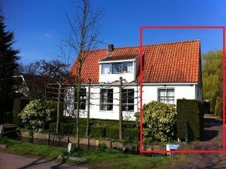 Charming semi detached house sleeps max 4 + baby - Amsterdam vacation rentals
