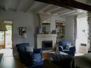 2 bedroom Gite with Internet Access in Chinon - Chinon vacation rentals