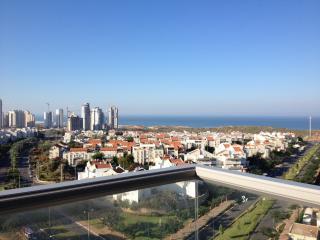 Luxury 2 Bed, 2 Bath Condo - Panoramic Ocean View - Netanya vacation rentals
