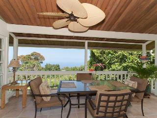 Breathtaking Secluded Ocean View House- Orchid Inn - Holualoa vacation rentals