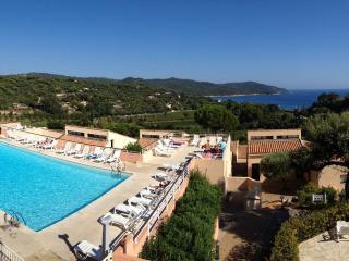 idyllique T2,vue mer,piscine,plages,criques à pied - La Croix-Valmer vacation rentals