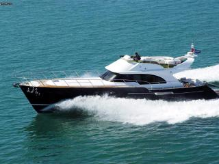 Giant 62' Flybridge Venezia - Tourlos vacation rentals