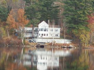 Stunning White Mountains Lake Home Close to Skiing - Whitefield vacation rentals