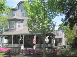 The Blake House Apts on Historic Hughes Street - Cape May vacation rentals