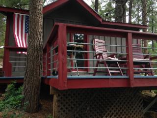 Shanty Chic 1 Bedroom Cabin on Vallecito Lake - Vallecito Lake vacation rentals