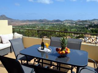 Panoramic Views - 2 Balconies - Free WiFi - Communal Pool - Parking - 7708 - Los Belones vacation rentals
