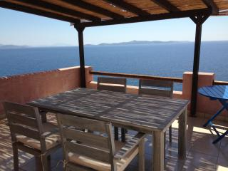 Naxos Edge Resort. Cyclades Coast seafront Villa - Filoti vacation rentals