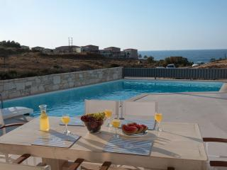 ,Villa Levanda with pool ,50m from beach/shops. - Panormo vacation rentals