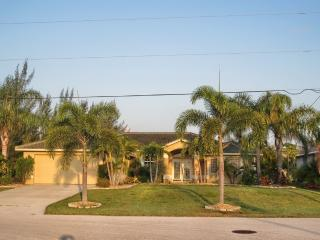 New luxury pool villa with Gulf access - Cape Coral vacation rentals