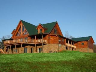 Luxury Mountain Wine Country Log Home - Dahlonega vacation rentals