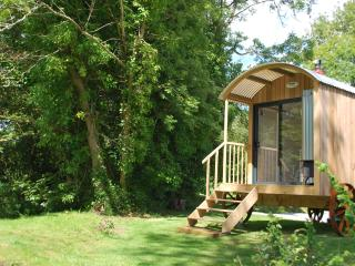 Nice Shepherds hut with Internet Access and Balcony - Trenwheal vacation rentals