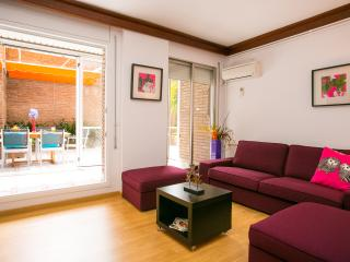 3 Bedroom Apartment. City Center. Private Terrace - Barcelona vacation rentals