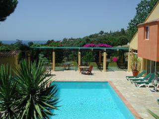 appt 11 pers vu mer Résidence Hélios*** - Cargese vacation rentals