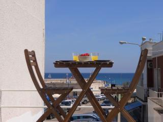 Pretty house with a view on the sea and terrace - Marina Di Ostuni vacation rentals