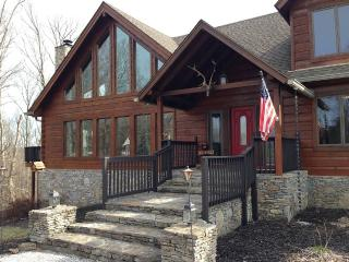 Log Home Kentucky Hunting Lodge - Louisville vacation rentals