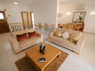 Deluxe frontline villa with full seaviews - Salema vacation rentals