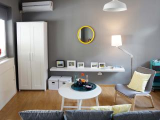 New designer Loft in Syntagma wth terrace and view - Athens vacation rentals