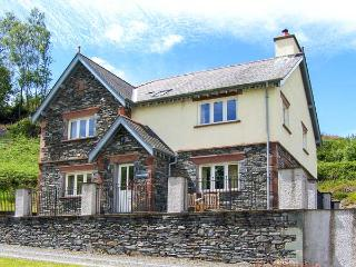 CUNSEY LODGE, Lake Windermere views, en-suites throughout, beautiful cottage with woodburner, in Graythwaite, Ref. 914076 - Hawkshead vacation rentals
