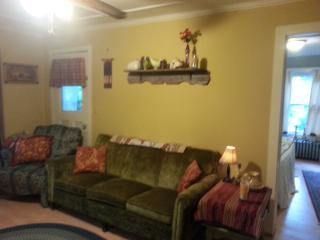 3 BR apartment, walking distance to Mass MoCa - North Adams vacation rentals