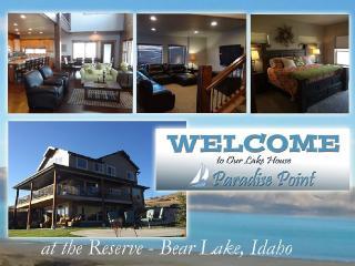 Paradise Point at Bear Lake Idaho/Utah - Fish Haven vacation rentals